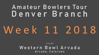 Download Denver ABT - Week 11 2018 Finals - March 18 Video