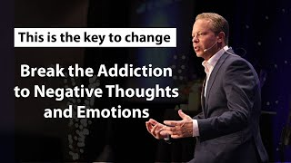 Download Dr Joe Dispenza - Break the Addiction to Negative Thoughts & Emotions Video