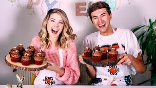 Download How To: Easter Chocolate Cupcakes With Mark   Zoella Video