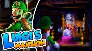 Download ¡Cazadores de Boo! - #03 - Luigi's Mansion Coop (3DS) Naishys y DSimphony Video