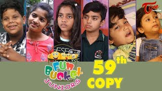Download Fun Bucket JUNIORS   Episode 59   Kids Funny Videos   Comedy Web Series   By Sai Teja TeluguOne Video