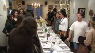 Download Shabbat at Chabad House on Campus Video