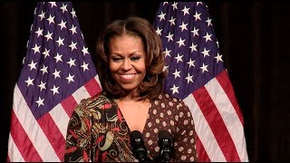 Download First Lady Michelle Obama Speaks on The Power of Education Video