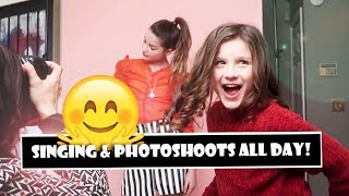 Download Singing & Photoshoots All Day! 🤗 (WK 373) | Bratayley Video