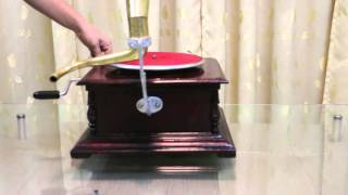 Download How to assemble a Gramophone Video
