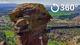Download Hiking Smith Rock 360 Video Video