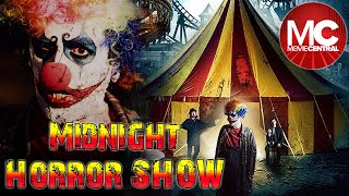 Download 🔪🎪 The Midnight Horror Show (Theatre Of Fear) | 2014 Full Horror | Jared Morgan 🎪🔪 Video