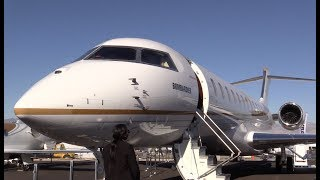Download Bombardier Global 7000's Amazing Cabin Video