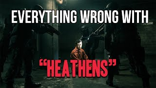 Download Everything Wrong With Twenty One Pilots - ″Heathens″ Video