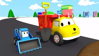 Download The Muddy Road : Learn Colors with Ethan the Dump Truck Video