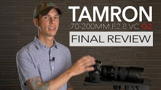 Download Tamron 70-200 f2.8 VC G2 Final Review Video