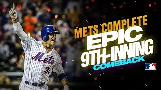 Download New York Mets continue hot streak with EPIC comeback Video