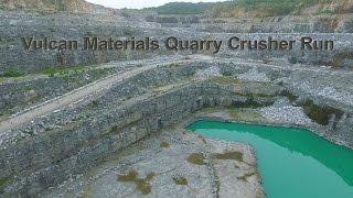 Download VULCAN MATERIALS QUARRY CRUSHER RUN Video