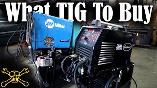 Download Good Low Cost TIG Welder? | Eastwood TIG 200 Digital Welder Video