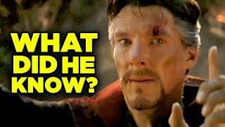 Download Avengers Endgame Doctor Strange Plan Breakdown! Ancient One Scene Explained! Video