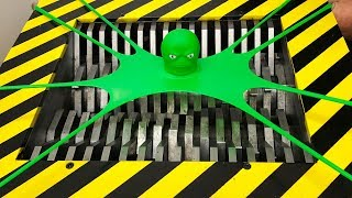 Download EXPERIMENT Shredding STRETCH OCTOPUS TOY! Video