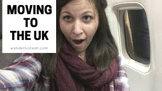 Download MOVING TO THE UK | Wanderlust Sam Video