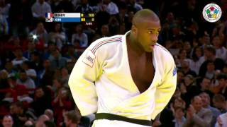 Download Judo Grand Slam Paris 2013: Final +100kg RINER, Teddy (FRA) - KIM, Sung-Min (KOR) Video