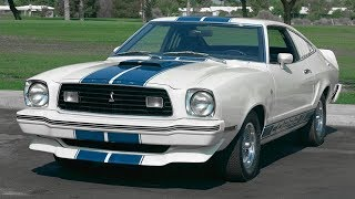 Download 1974-1978 Ford Mustang II - Saved The Mustang From Extinction? Video