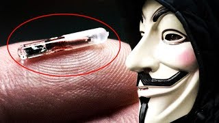 Download Anonymous - WARNING about RFID Microchips... (2017-2018) Video
