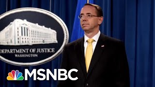 Download After Manafort And Cohen Flip, New Leaks Attack Mueller's Boss   The Beat With Ari Melber   MSNBC Video