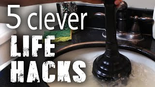 Download 5 Clever Life Hacks You Should Know Video