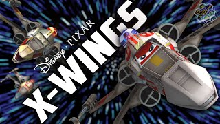 Download Disney/Pixar's X-WINGS Movie Trailer Video