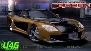 Download Fast and Furious Tokyo drift Mazda RX7 Need For Speed Carbon Mod Spotlight Video