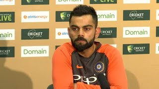 Download Don't expect this to be a banter-free series - Virat Kohli Video