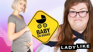 Download We Wore Pregnancy Bellies • Ladylike Video