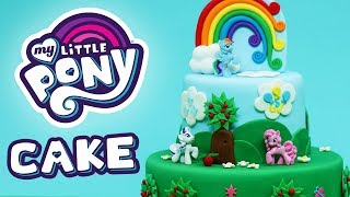Download MY LITTLE PONY CAKE! - NERDY NUMMIES Video