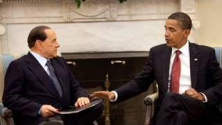 Download President Obama Meets with Italian Prime Minister Berlusconi Video