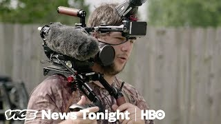 Download What A Santa Fe High School Senior Witnessed In The Aftermath Of The Shooting (HBO) Video