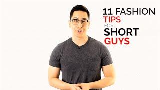 Download 11 Fashion Tips for Short Guys - Dress Taller Tricks Video