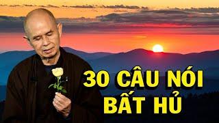 Download Thiền sư Thích Nhất Hạnh và 30 câu nói bất hủ - Thiền Đạo Video
