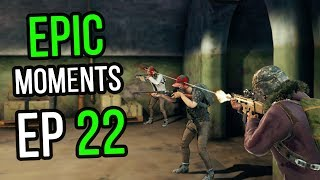 Download PUBG: Epic & Lucky Moments Ep. 22 Video