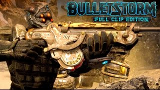 Download Bulletstorm: Full Clip Edition - Launch Trailer Video