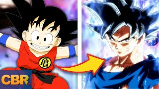 Download The Complete Dragon Ball Canon Timeline Explained Video