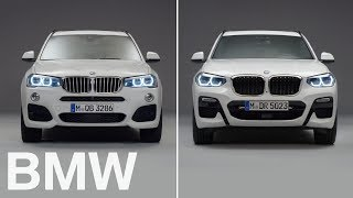 Download BMW vs BMW : BMW X3 vs X3. 2nd vs 3rd generation. Video