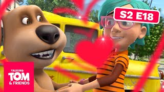Download Talking Tom and Friends - The Love Ride   Season 2 Episode 18 Video