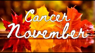 """Download Cancer """"Setting yourself up for true love"""" November 2019 Tarot Reading Video"""