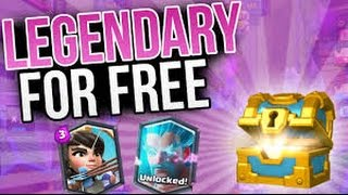 Download How to Get legendary in Free chest! Video