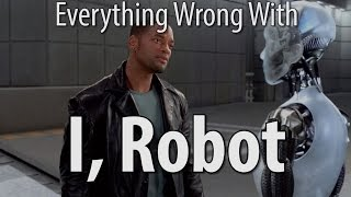 Download Everything Wrong With I Robot In 14 Minutes Or Less Video