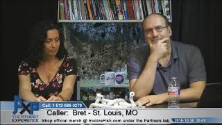 Download Science Doesn't Disprove God | Bret (Theist) - St. Louis, MO | Atheist Experience 20.43 Video