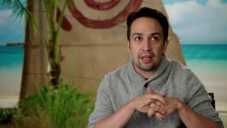 Download Moana: Songwriter Lin-Manuel Miranda Behind the Scenes Movie Interview Video