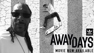Download Snoop Dogg the Skate Coach - Dennis Busenitz's part from Adidas Away Days [HD] Video