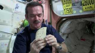 Download Chris Hadfield's Space Kitchen Video