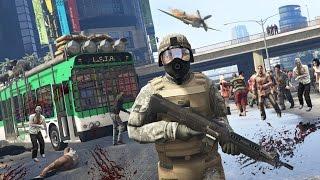 Download GTA 5 Mods - ZOMBIES APOCALYPSE MOD!! (GTA 5 Mods Gameplay) Video