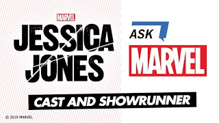 Download Marvel's Jessica Jones cast answers YOUR questions! | Ask Marvel Video