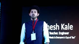 Download Indian Classical Music is everyone's cup of tea | Mahesh Kale | TEDxVITPune Video